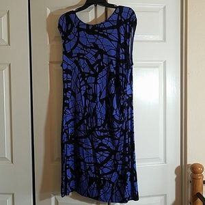 NWOT Dana Buchman dress